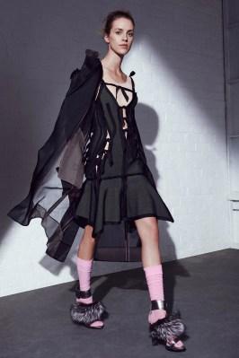 Herve Leger SS17 New York Fashion Week Trends Image via Vogue.com