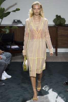 Jason Wu SS17 New York Fashion Week Trends Image via Vogue.com