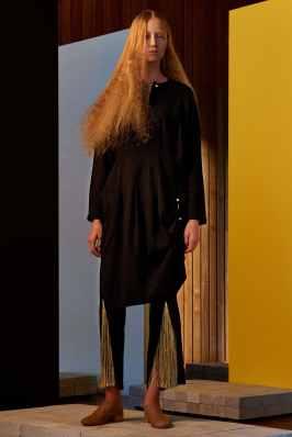 Ji Oh SS17 New York Fashion Week Trends Image via Vogue.com