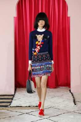 Kate Spade SS17 New York Fashion Week Trends Image via Vogue.com