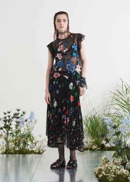 Markus Lupfer London Spring 2017 Trends // Photo via Vogue.com