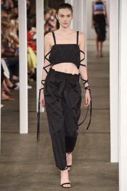 Milly SS17 New York Fashion Week Trends Image via Vogue.com