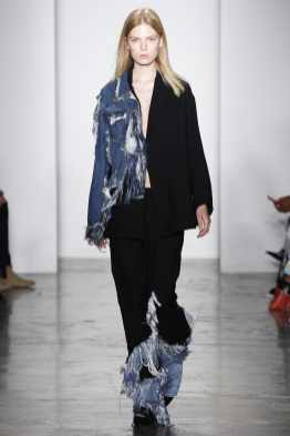Parsons MFA SS17 New York Fashion Week Trends Image via Vogue.com