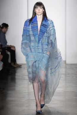 Parsons MFA SS17 New York Fashion Week Trends