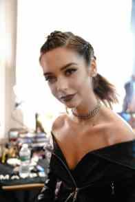 Backstage at Fashion Week: Style Tomes at Rebecca Minkoff, Amanda Steele