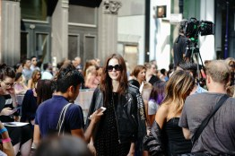 Backstage at Fashion Week: Style Tomes at Rebecca Minkoff, Coco Rocha