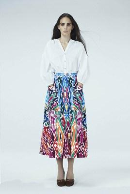 Saloni London Spring 2017 Trends // Photo via Vogue.com
