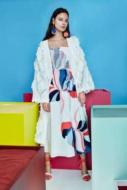 Tanya Taylor SS17 New York Fashion Week Trends Image via Vogue.com