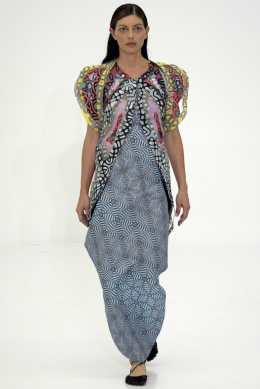 Threeasfour SS17 New York Fashion Week Trends Image via Vogue.com
