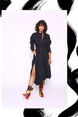 Vivienne Westwood London Spring 2017 Trends // Photo via Vogue.com