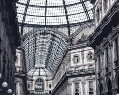 Update on Life and Its Photo Ops: Galleria Vittorio Emanuele