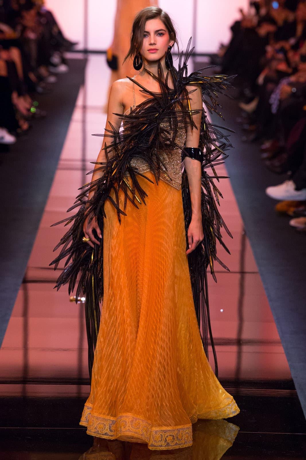 2017 Haute Couture Armani Prive