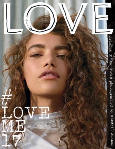 Love Magazine Kendall Jenner Photographer 8