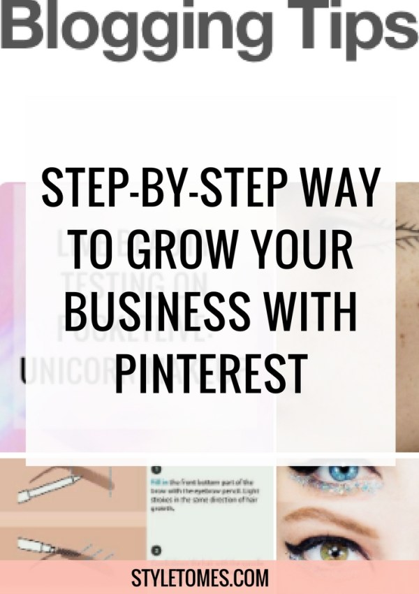 How To Use Pinterest For Your Business: Quick Start Guide