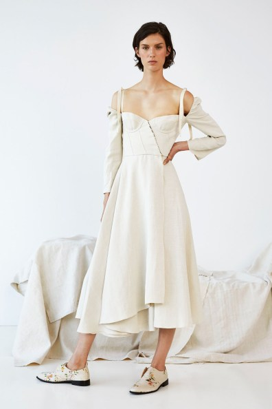 # Most Inspiring Looks from Resort 2018 Runway Collections 11