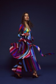 # Most Inspiring Looks from Resort 2018 Runway Collections 28