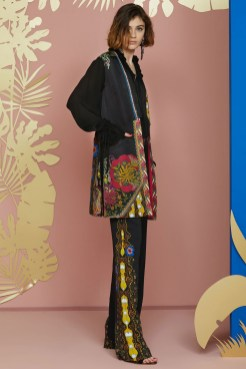 # Most Inspiring Looks from Resort 2018 Runway Collections 37