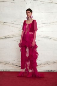 # Most Inspiring Looks from Resort 2018 Runway Collections 40