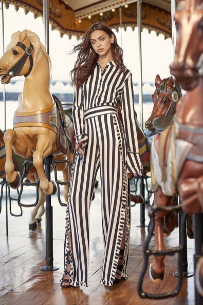 # Most Inspiring Looks from Resort 2018 Runway Collections 75