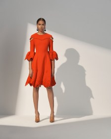 # Most Inspiring Looks from Resort 2018 Runway Collections 85