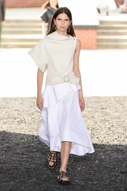 3.1 Phillip Lim New York Fashion Week Spring 2020 ©Imaxtree