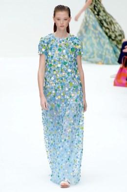 Carolina Herrera New York Fashion Week Spring 2020 ©Imaxtree