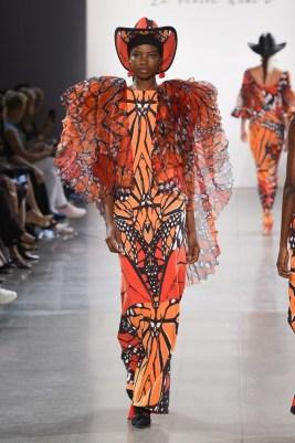 Chiara Boni La Petite Robe New York Fashion Week Spring 2020 ©Imaxtree