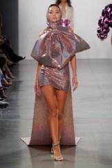 Christian Cowan New York Fashion Week Spring 2020 ©Imaxtree