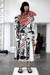 Claudia Li New York Fashion Week Spring 2020 ©Imaxtree