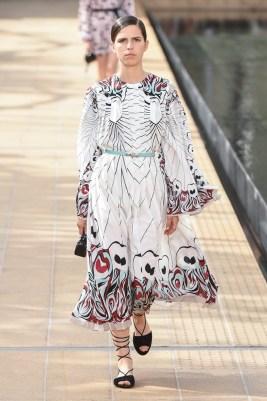 Longchamp New York Fashion Week Spring 2020 ©Imaxtree