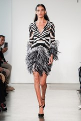 Pamella Roland New York Fashion Week Spring 2020 ©Imaxtree