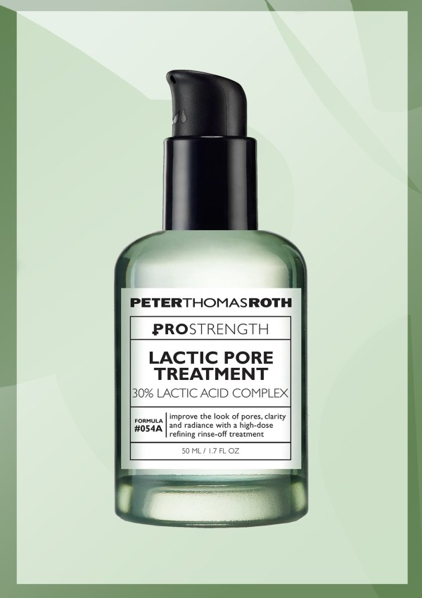 lactic acid skincare routine style tomes