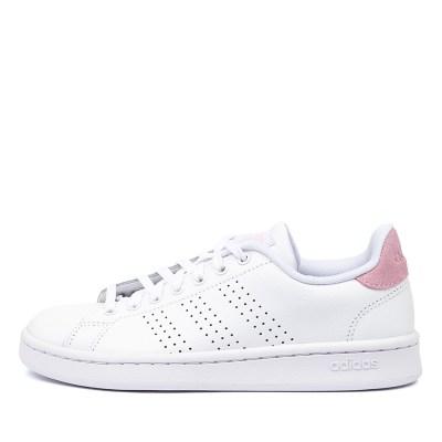 Adidas Advantage W White Granite Sneakers