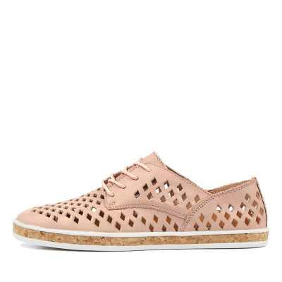 Alfie & Evie Gabi Al Blush Shoes