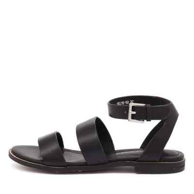 Alias Mae Thabitha Black Sandals