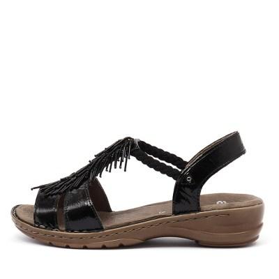 Ara Hawaii 70 Schwarz Sandals