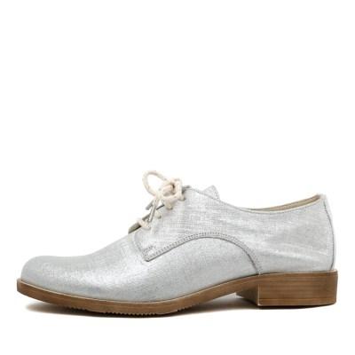 Beltrami Fast Silver Shoes