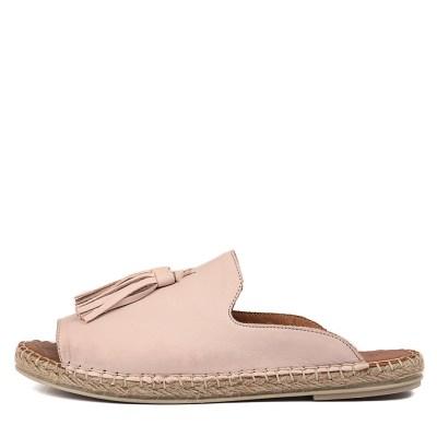 Beltrami Humming Nude Sandals