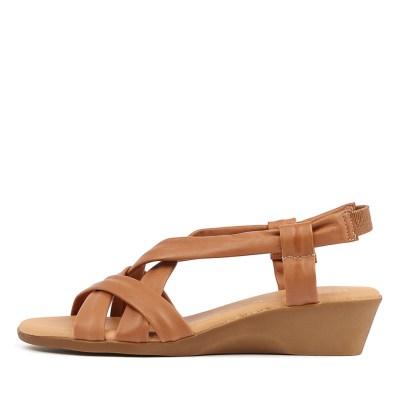 Beltrami Ana Sofia Be Tan Sandals