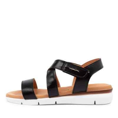 Beltrami Zannia Be Black Sandals