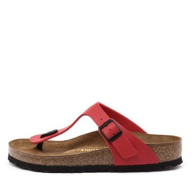 Birkenstock Gizeh Cherry Sandals