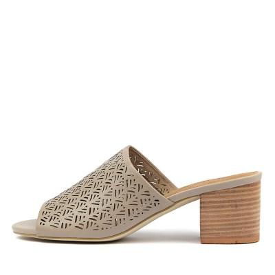Diana Ferrari Arlette Pale Taupe Sandals