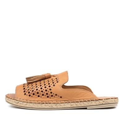 Diana Ferrari Camara Df Cuero (Tan) Sandals