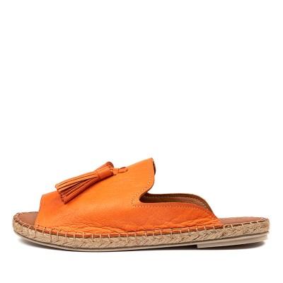 Diana Ferrari Cryptic Df Naranja (Orange) Sandals