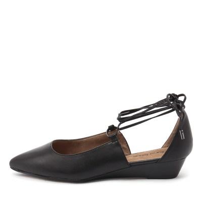 Diana Ferrari Prague Black Shoes
