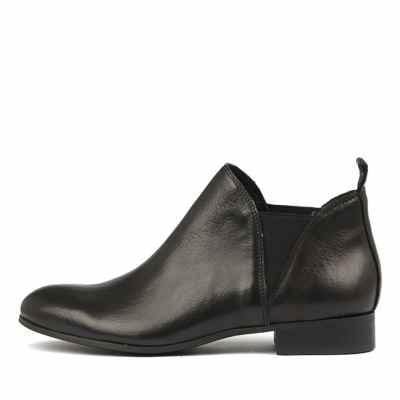 Django & Juliette Foe Black Boots