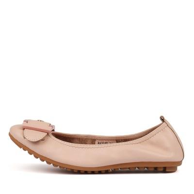 Django & Juliette Baylee Nude Shoes