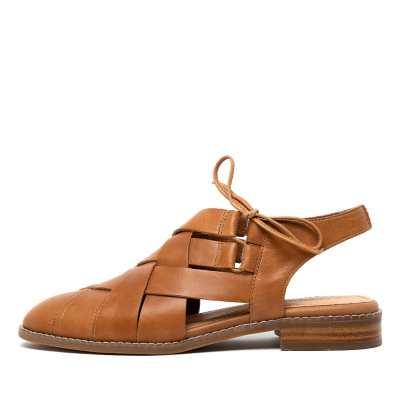 Django & Juliette Leeroy Tan Shoes