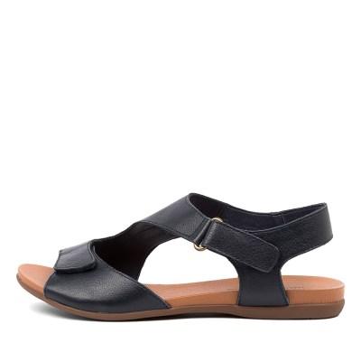 Django & Juliette Brodie Dj Navy Sandals