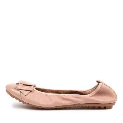 Django & Juliette Brighter Dj Blush Shoes Womens Shoes Casual Flat Shoes